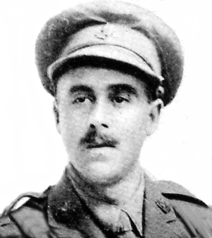 Lt Campbell Greenhill