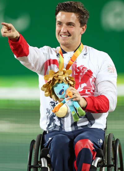Gordon-Reid-Gold-Medal